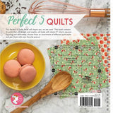 PATTERN BOOK, Perfect 5 Quilts from It's Sew Emma