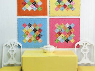 Load image into Gallery viewer, PATTERN BOOK, Great-Granny Squared Quilt by Lori Holt
