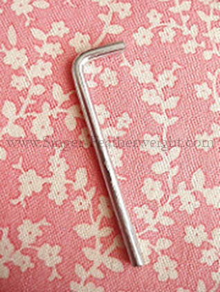 L-PIN, Replica for Pinking Pinker Attachment, Singer (Vintage Original)