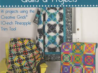 Load image into Gallery viewer, PATTERN BOOK, Pineapple Play Quilts & Projects