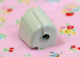 Light Socket Shield, White Singer Featherweight 221K (Vintage Original)