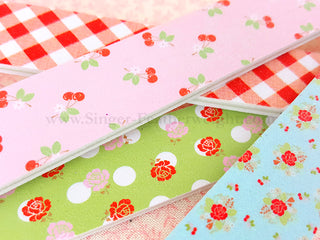 Load image into Gallery viewer, Nail File, Lori Holt Sew Cherry Cute Emery Board