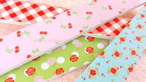 Nail File, Lori Holt Sew Cherry Cute Emery Board