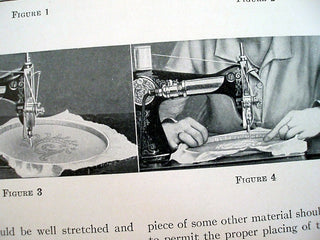Load image into Gallery viewer, Book, Instructions for Art Embroidery and Lace Work, Singer 1941