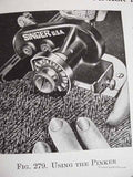 Machine Sewing Book, Singer 1948-1950