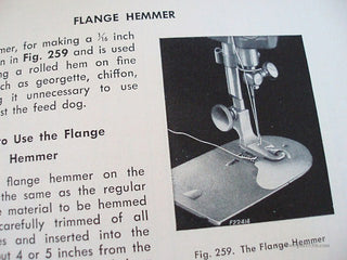 Load image into Gallery viewer, Machine Sewing Book, Singer 1953