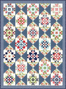 PATTERN, Prairie Grass Patterns by April Rosenthal - ORCHARD HOUSE #153