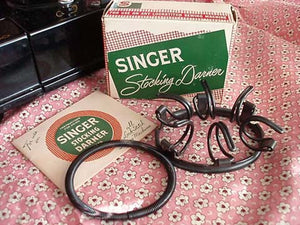 Stocking Darner, Singer (Vintage Original)