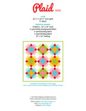 Pattern, Plaid MINI Quilt (digital download)