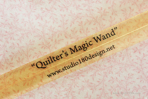 Magic Wand, Quilter's