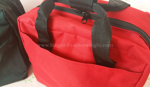 Carrying Bag, Singer Featherweight 221 222K Canvas Bag