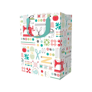 Bag, Lori Holt Gift Bag Set - SEWING
