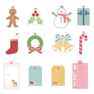 Gift Tags, CHRISTMAS Gift Tags by Lori Holt