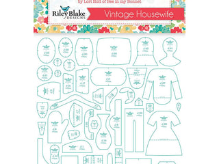 Load image into Gallery viewer, VINTAGE HOUSEWIFE Sew Simple Shapes by Lori Holt of Bee in My Bonnet