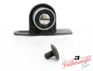 Screw, Singer Featherweight Bobbin Winder Tension Bracket Screw - (Vintage Original)
