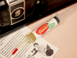 Load image into Gallery viewer, SEW-RETRO Grease, Motor & Gear Lubricant for Vintage and Antique Sewing Machines