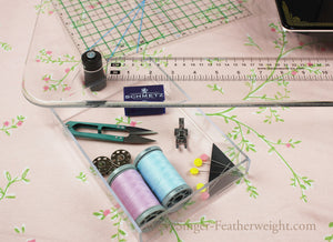 Accessories -- Polish, Spinner Tray, OR Replacement Legs (Select Option) for Sew Steady Table