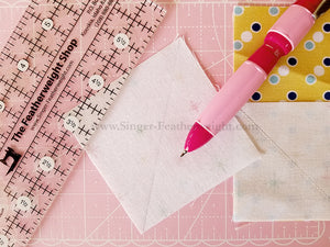Sewline Fabric Pencil Leads REFILLS - 3-in-1