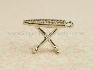 Load image into Gallery viewer, Jewelry, Ironing Board Sterling Silver, CHARM