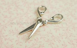 Jewelry, Sewing Scissors Sterling Silver, CHARM