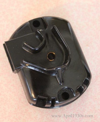 Motor Plate, Pulley Side