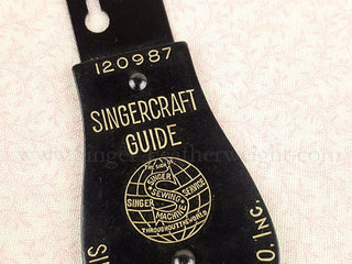 Load image into Gallery viewer, Singercraft Guide, Singer (Vintage Original)