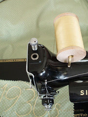 Load image into Gallery viewer, Single Thread Embroidery Attachment, Singer (Vintage Original)