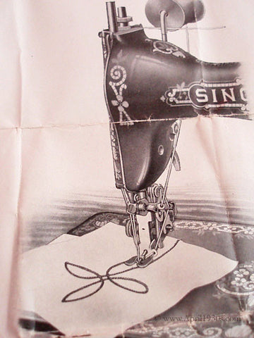 Embroidery Attachment For Sewing Machine