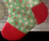 "PATTERN, ""Something for Everyone"" Christmas Stocking by Kristyne Czepuryk Pretty by Hand"