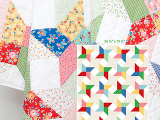 Load image into Gallery viewer, Pattern, Sweet Trellis Quilt by Ellis & Higgs (digital download)