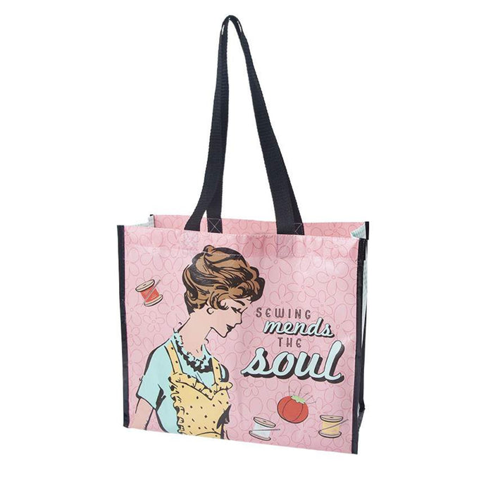 Bag, Lori Holt Tote  - Sewing Mends The Soul