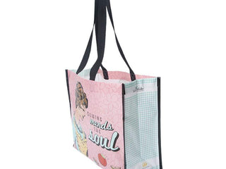 Load image into Gallery viewer, Bag, Lori Holt Tote  - Sewing Mends The Soul
