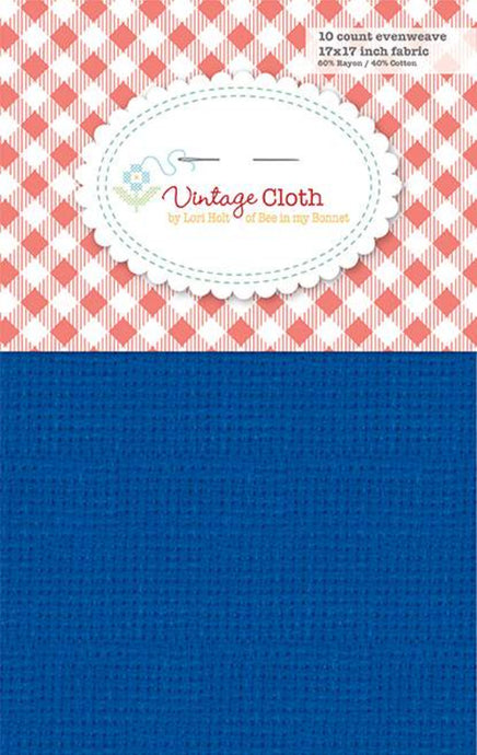 VINTAGE CLOTH - AMERICAN BLUE by Lori Holt for Riley Blake (NEW)