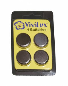 ViviLux 3-in-1 Clip-on LED Light - BATTERIES ONLY