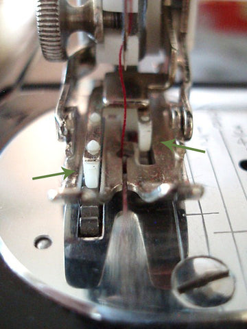 Singer Featherweight 221 222k Walking Foot Even Feed The Singer