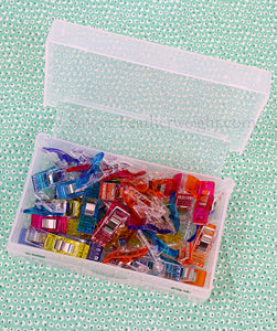 Wonder Clips, Box of 50 ct. - ASSORTED COLORS