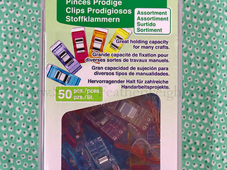 Load image into Gallery viewer, Wonder Clips, Box of 50 ct. - ASSORTED COLORS