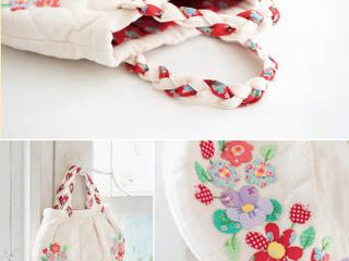 Load image into Gallery viewer, PATTERN BOOK, Sew Cute Quilts and Gifts by Atsuko Matsuyama