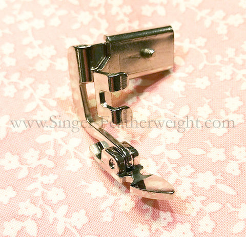 Zipper Cording Foot, Narrow (New)