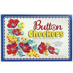 Button Checkers Designed by Sliced Bread for Moda Home