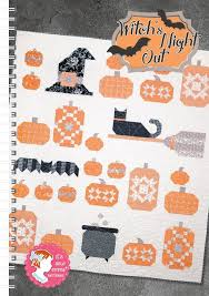 PATTERN BOOK , Witch's Night Out from It's Sew Emma Patterns