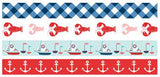 Washi Tape, Seaside by Tasha Noel