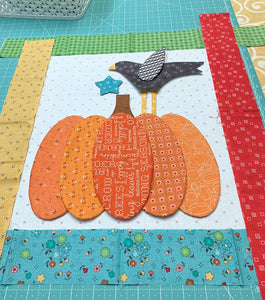 Sew Simple Shapes, AUTUMN LOVE by Lori Holt of Bee in My Bonnet