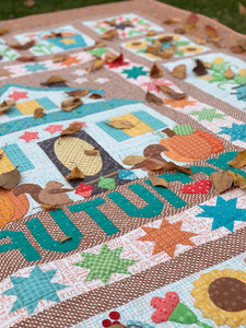 AUTUMN LOVE Sew Simple Shapes by Lori Holt of Bee in My Bonnet