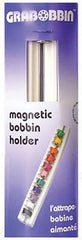 Load image into Gallery viewer, Grabobbin - Magnetic Bobbin Holder - WHITE