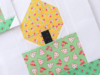 Load image into Gallery viewer, Pattern, Candle Quilt Block by Ellis & Higgs (digital download)