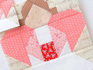 Load image into Gallery viewer, Pattern, Angel Quilt Block by Ellis & Higgs (digital download)