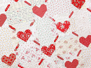 Load image into Gallery viewer, Pattern, Love is All Around Quilt by Ellis & Higgs (digital download)
