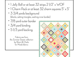 Load image into Gallery viewer, PATTERN, A Quilting Life Designs by Sherri McConnell - BEACH DAY #183