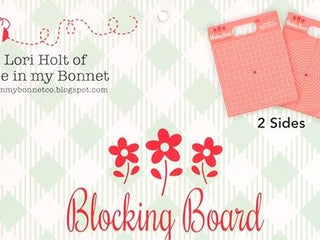 Load image into Gallery viewer, Foam Blocking Board by Lori Holt of Bee in My Bonnet